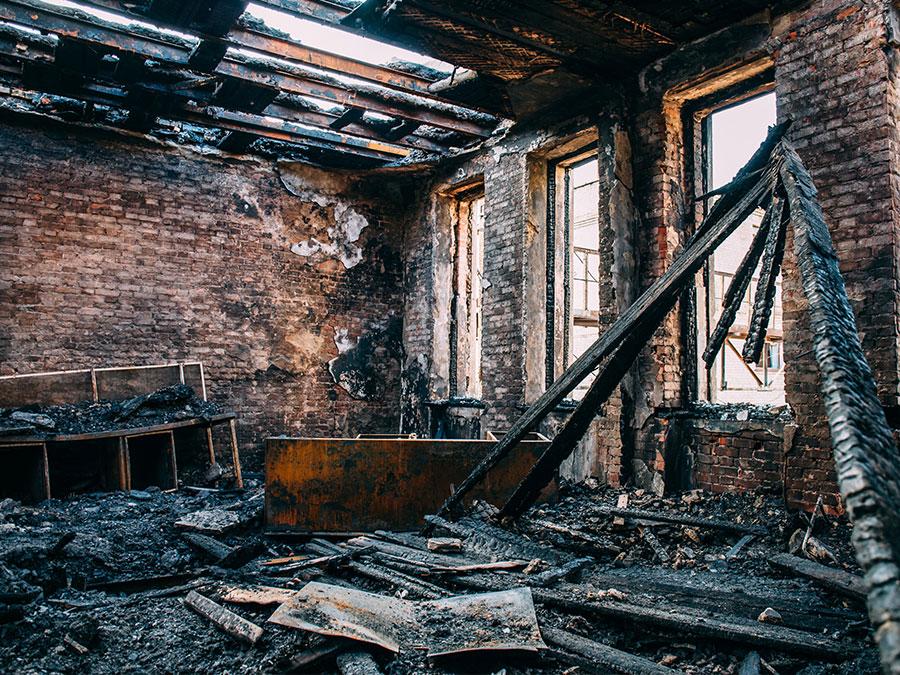 Utah Fire Damage Repair and Restoration Company