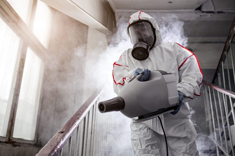 Utah Biohazard Damage Cleanup Company