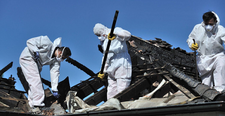 Utah Fire Damage Repair and Restoration Service